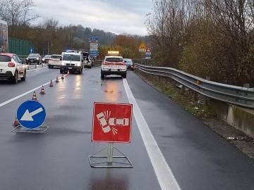 Blocco-per-incidente-stradale